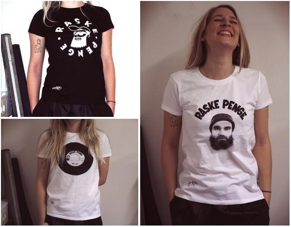 Raske Penge t-shirts